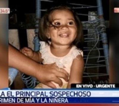 Detenido por crimen de Mia acusa a actual pareja de la niñera