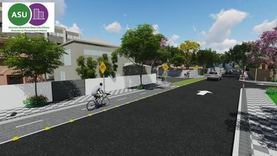 PMT aplicará multas por estacionar en bicisenda