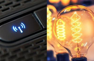 ¿Adiós a las baterías? Científicos lograron convertir el WiFi en electricidad
