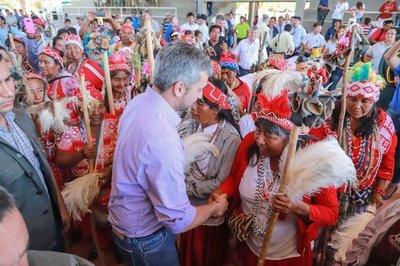 Entregan histórico protocolo de consulta y consentimiento libre a los pueblos indígenas