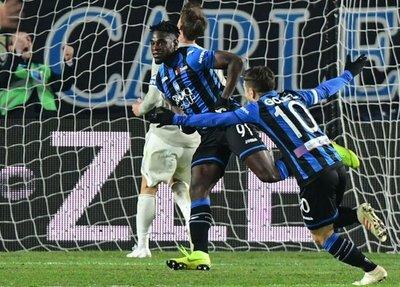 Atalanta elimina a Juventus