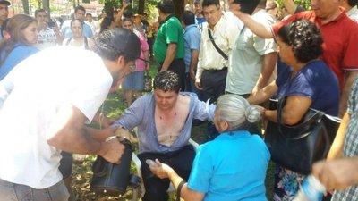 CDE: Concejal denuncia que adeptos al Clan ZI buscan quemar la Junta Municipal