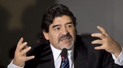"""Maradona: """"Ahora sí voy a empezar a decir las cosas que sé de la FIFA nueva"""""""