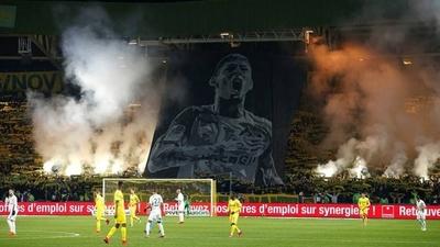 HOY / El Nantes evita la derrota ante el Saint Etienne con el recuerdo de Sala