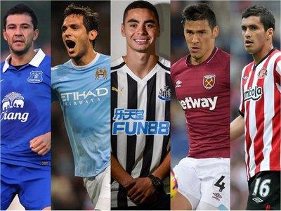 Los paraguayos que jugaron en el fútbol inglés