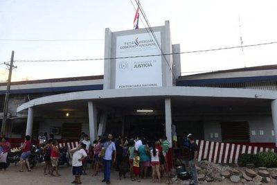 Se fuga un preso de Tacumbú