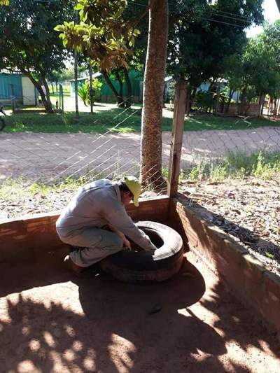 Salud recomienda eliminar criaderos para prevenir arbovirosis