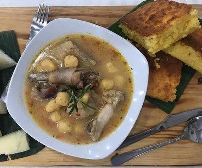Caaguaceño ofrece plato tradicional paraguayo en España