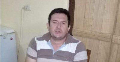 Cristhian Isabelino Portillo Estigarribia recuperó su libertad