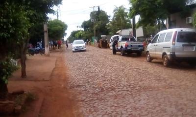 Reclaman inicio de asfalto en Franco