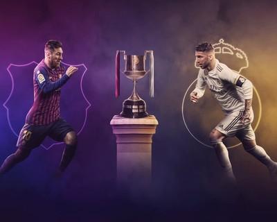 Barcelona – Real Madrid, en semifinales de la Copa del Rey