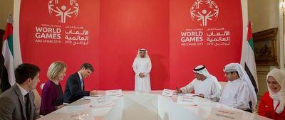 Paraguaya presente en Olimpiadas Especiales en Emiratos Árabes Unidos