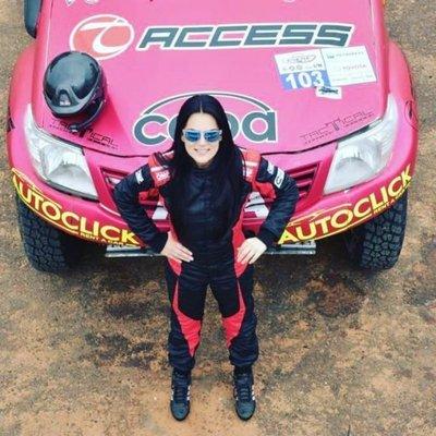 Arrolló estereotipos en Dakar