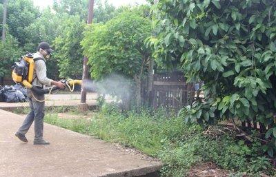 Ojeguereko 18 káso dengue