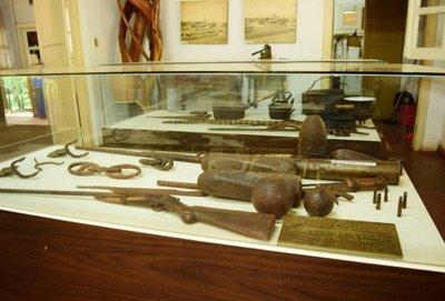 Museo El Mensú sintetiza la historia del municipio