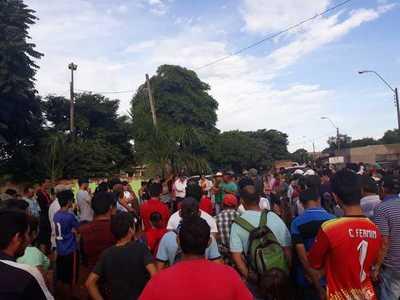 Mingueros exigen destitución de jefa de Subcomisaria ante ola de asaltos