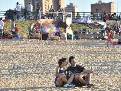Costanera de Asunción: Un punto turístico tomado por los ciudadanos