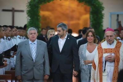 Jefe de Estado participa del 62° aniversario de fundación de CDE