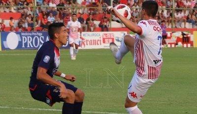 San Lorenzo sigue hundiendo a Nacional