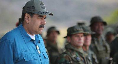 """Maduro: Pedro Sánchez tendrá las manos """"llenas de sangre"""" si se invade Venezuela"""