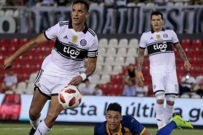 Goles Apertura 2019 Fecha 3: Luqueño 1