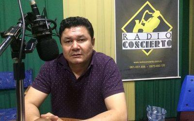 """""""No pude hablar con el Gobernador González Vaesken porque estaba totalmente borracho"""""""