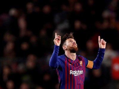 Messi, líder destacado en la Bota de Oro