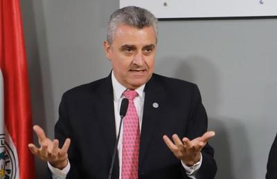 Poder Ejecutivo entregó al Congreso informe de la intervención en Ciudad del Este