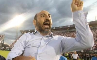 El Choque Del Presidente De Cerro