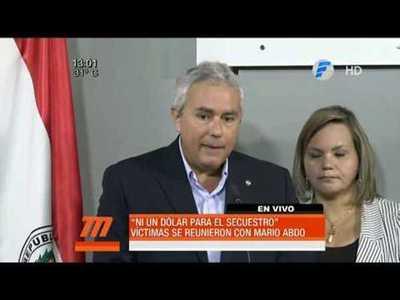 Víctimas de secuestros están en la audiencia del caso Arron y Martí