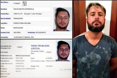 Cae en Brasil el nuevo capo de la frontera