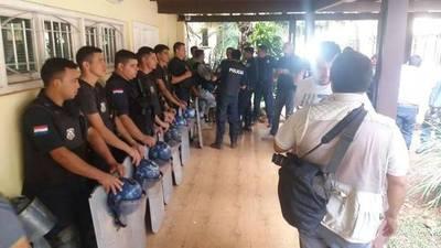 La intendencia trucha de Celso Miranda no va a ser acatada por la ciudadanía, dice Nani Arrúa