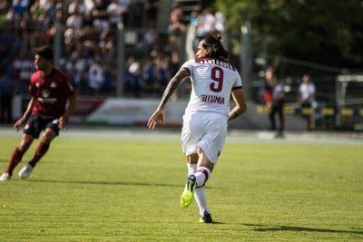Federico Santander habla sobre su actualidad en el fútbol italiano