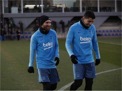 Messi entra en la convocatoria