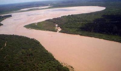 Sigue alerta por sedimento en el río pilcomayo