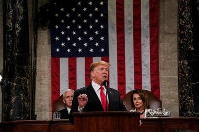 Trump recuerda 75 años del fin de la II Guerra Mundial y 50 de llegada a Luna – Prensa 5