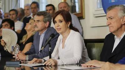 Llaman a declarar por segunda vez a Cristina Fernández en causa de sobornos