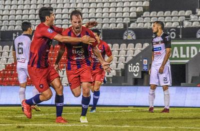 Cerro Porteño y Guaraní lideran el Apertura