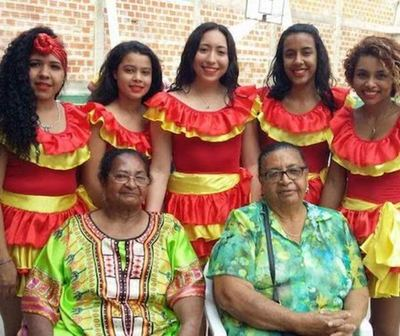 Afroparaguayos de Kamba Kua a Uruguay