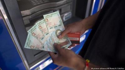 AN: inflación de enero en Venezuela fue de casi 200 por ciento