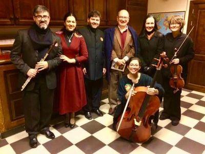 Grupo Ava Ñembopu realizó exitosa gira por Europa