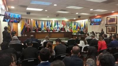 HOY / Audiencia en Corte IDH: Comisión Interamericana de DDHH apoya a Arrom y Martí
