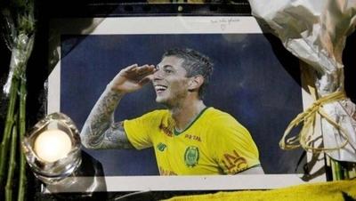 HOY / El mundo del fútbol argentino despidió a Emiliano Sala