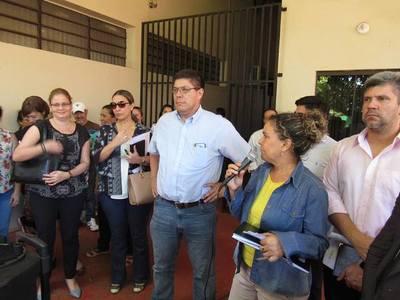 CDE: Suspenden traslado de UTI y se comprometen construir nuevo hospital