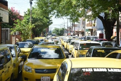 Amparo para tener información sobre taxis asuncenos