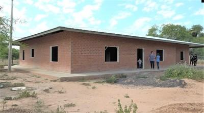 El sueño de construir un albergue para niños en la Colonia Neuland