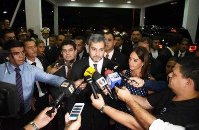 Corte IDH ahora esta más enterada, dice Mario Abdo