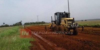 EDELIRA: MANTENIMIENTO Y REPARACIÓN DE 800 KM DE CAMINOS VECINALES