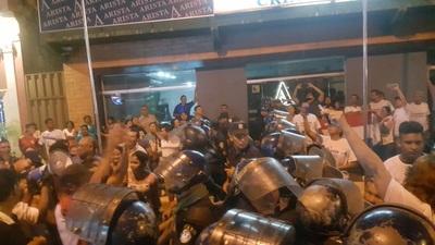 Contraloría no aparece en Concepción y sigue conflicto