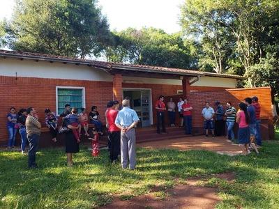 Pobladores hernandarienses presentan reclamos a intendente